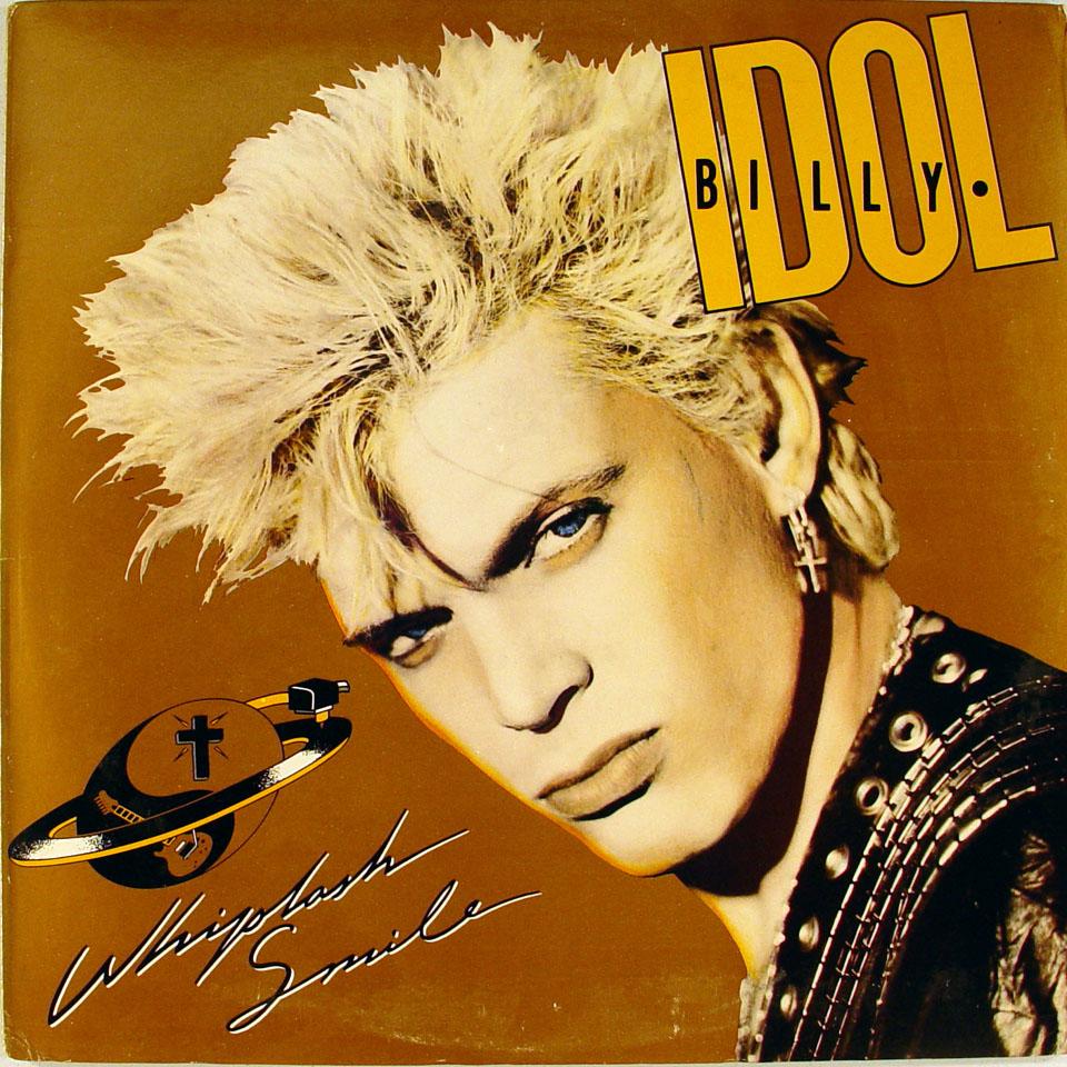 "Billy Idol Vinyl 12"" (Used)"