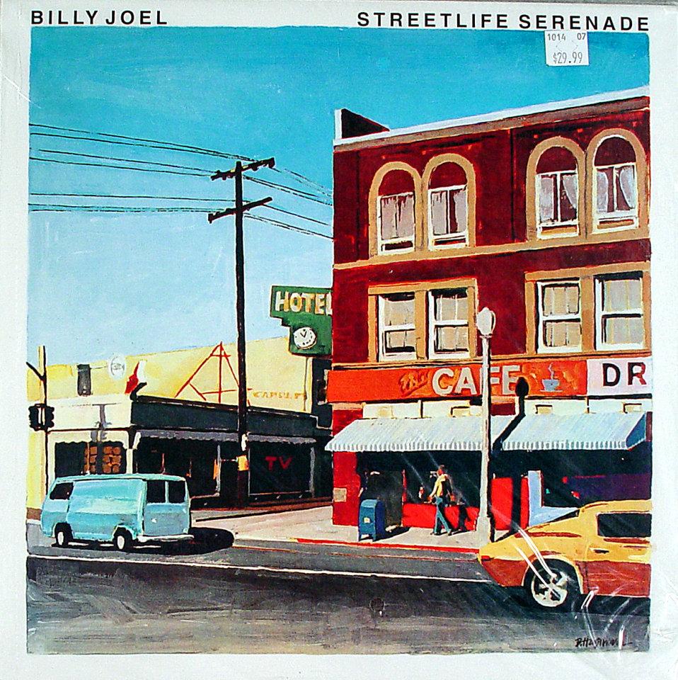 "Billy Joel Vinyl 12"" (New)"
