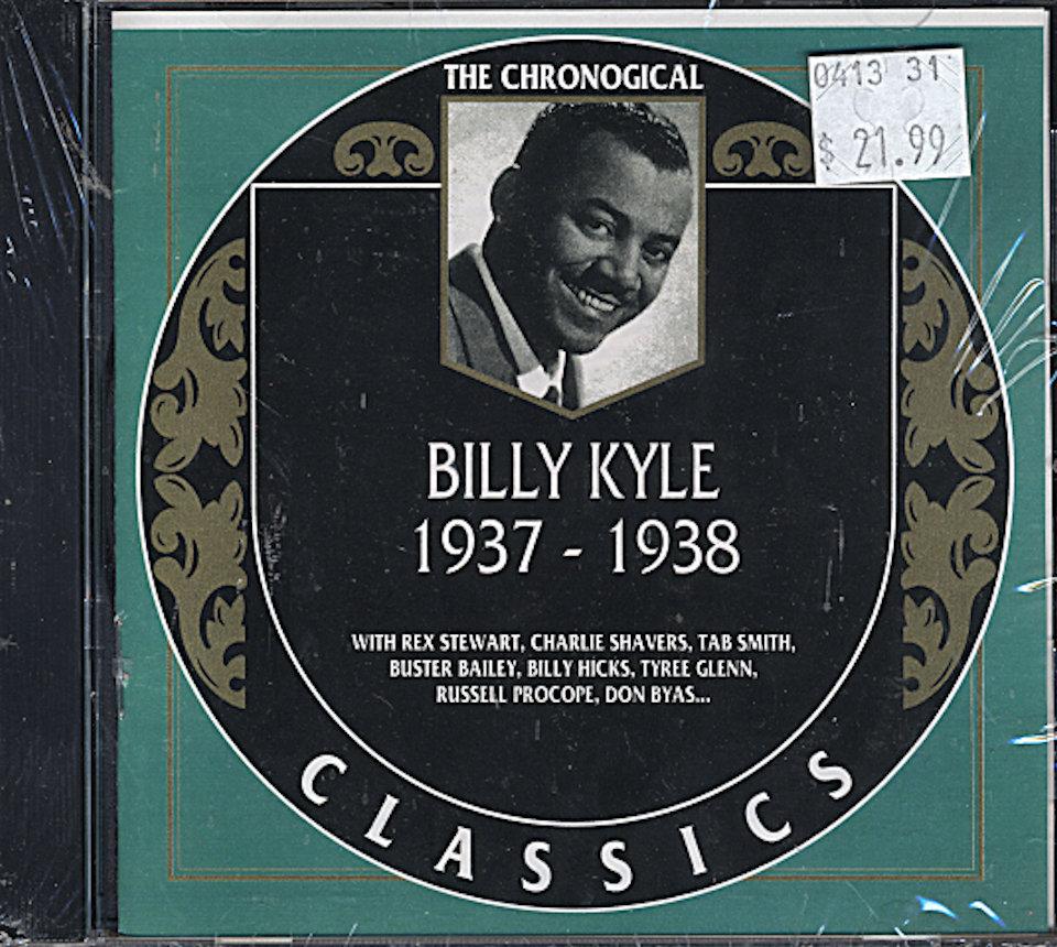 Billy Kyle CD