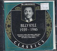 Billy Kyle CD