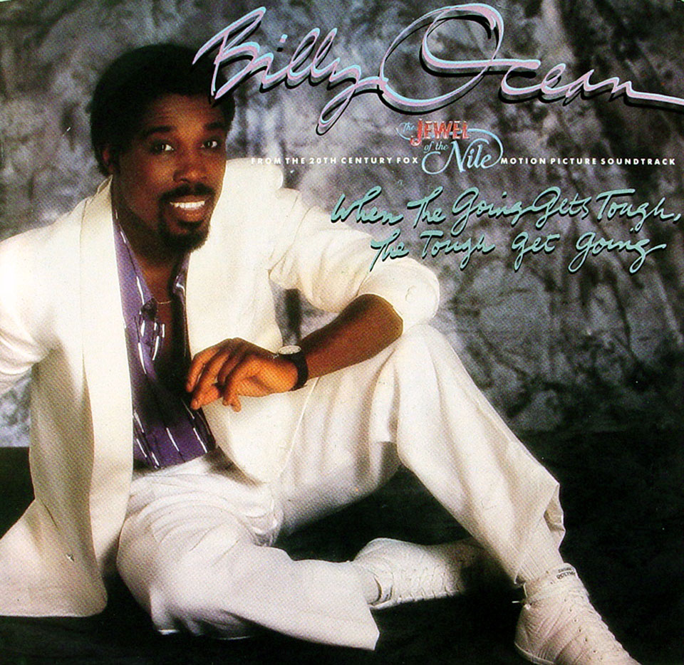 "Billy Ocean Vinyl 7"" (Used)"