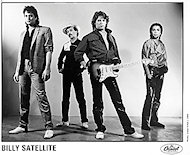 Billy Satellite Promo Print