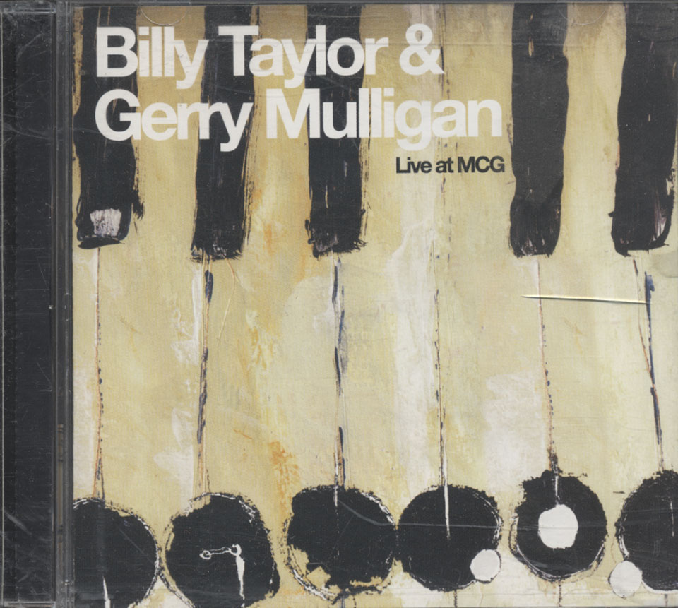 Billy Taylor & Gerry Mulligan CD