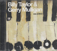 Billy Taylor & Gerry Mulligan CD