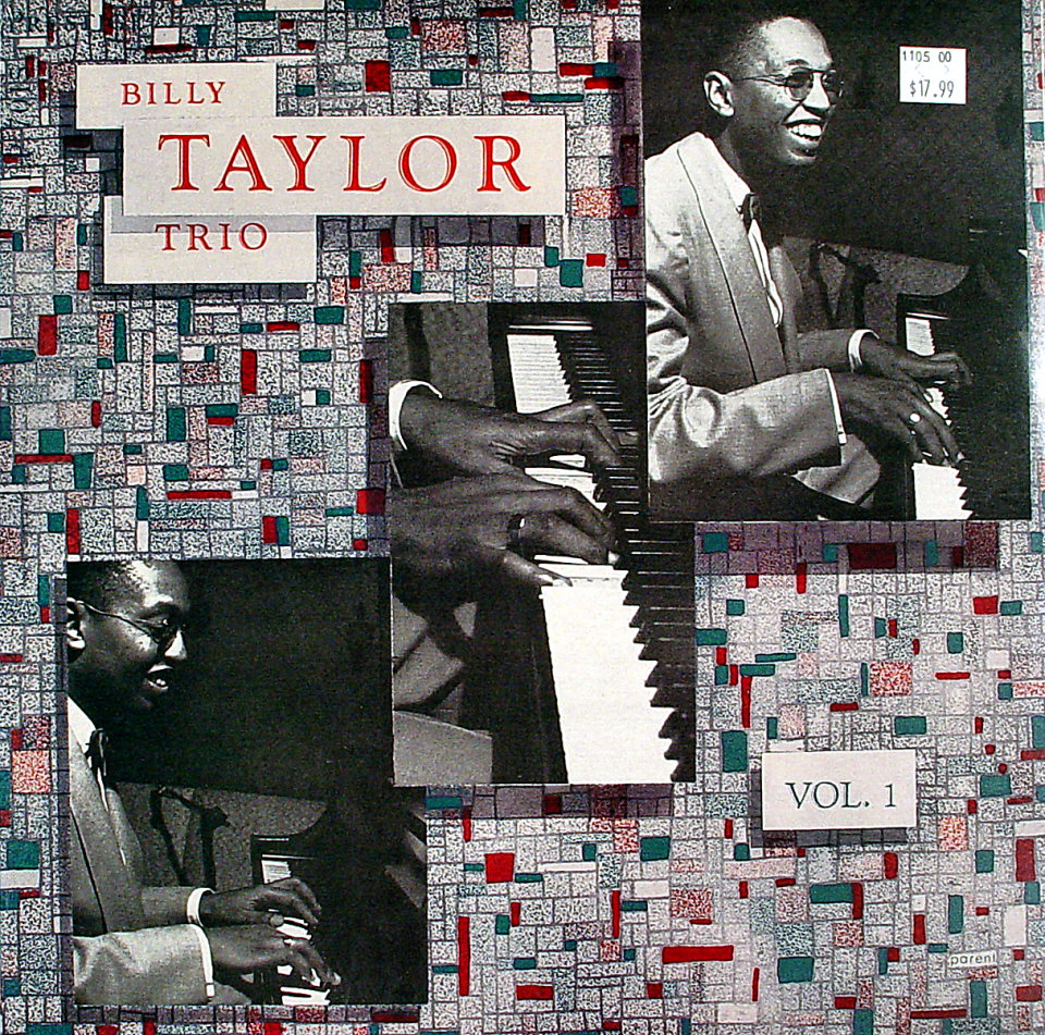 "Billy Taylor Trio Vinyl 12"" (New)"
