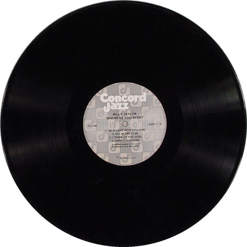 "Billy Taylor Vinyl 12"" (Used)"