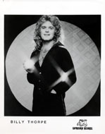 Billy Thorpe Promo Print