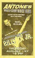 Billy TK, Jr. Poster