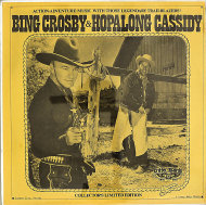 "Bing & Hoppy Vinyl 12"" (New)"