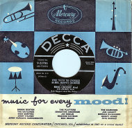 """Bing Crosby & John Scott Trotter and his Orchestra Vinyl 7"""" (Used)"""