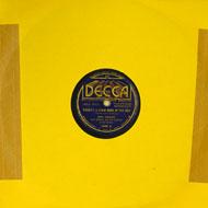 Bing Crosby / Eddie Dunstedter 78