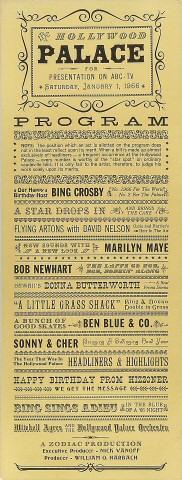 Bing Crosby Poster