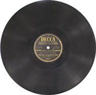 "Bing Crosby Vinyl 10"" (Used)"