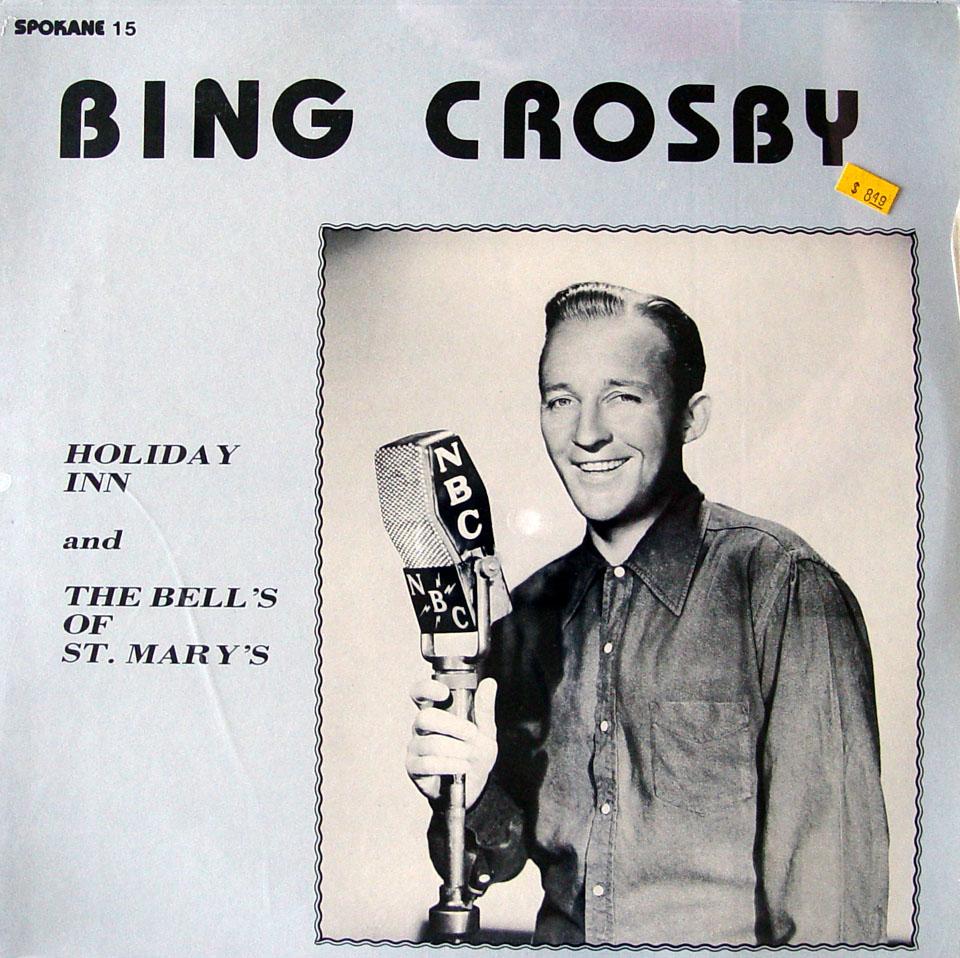 "Bing Crosby Vinyl 12"" (New)"