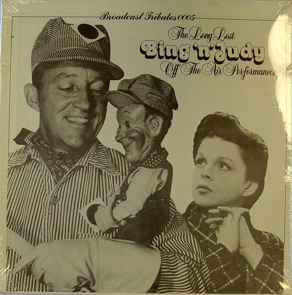 "Bing 'N' Judy Vinyl 12"" (New)"