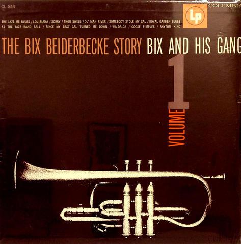 "Bix Beiderbecke Vinyl 12"" (New)"