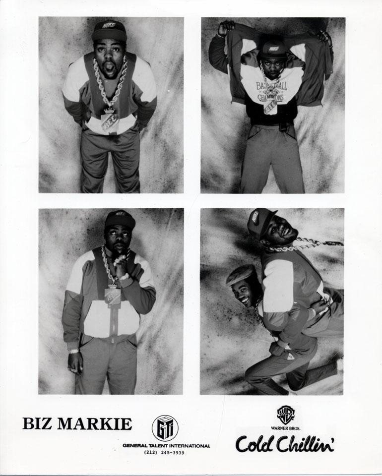 Biz Markie Promo Print