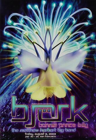 Bjork Poster