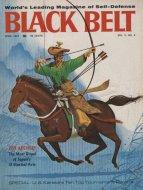 Black Belt Vol. V No. 4 Magazine