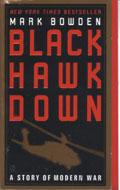 Black Hawk Down:  A Story of Modern War Book