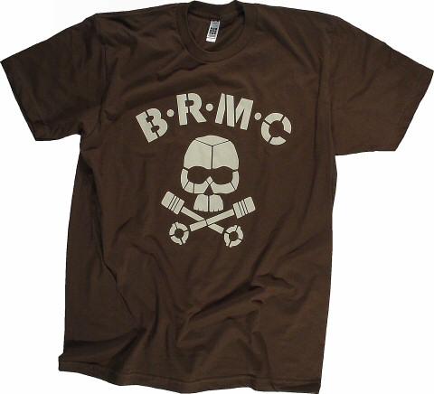 Black Rebel Motorcycle Club Men's T-Shirt