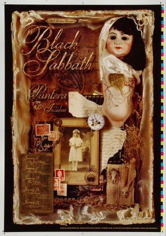 Black Sabbath Proof