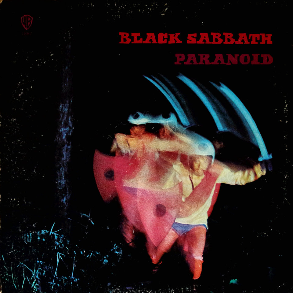"""Black Sabbath Vinyl 12"""" (Used)"""