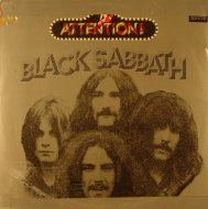"Black Sabbath Vinyl 12"" (Used)"