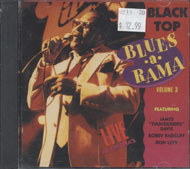Black Top Blues a Rama Vol. 3 CD