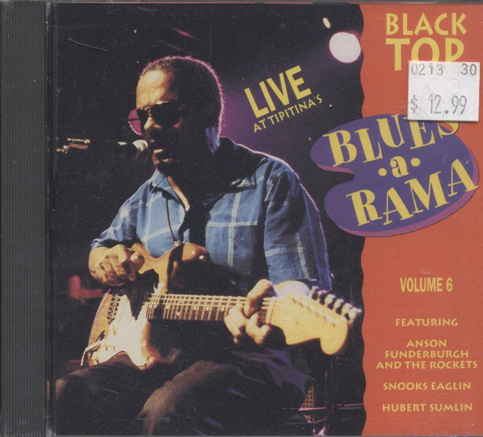 Black Top Blues a Rama Vol. 6 CD