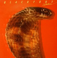 "Blackfoot Vinyl 12"" (Used)"