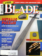 Blade Vol. XX No. 6 Magazine