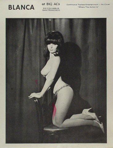 Blanca Poster