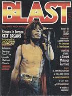 Blast: Celebrity Rock Magazine October 1976 Magazine
