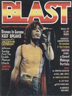 Blast: Celebrity Rock Magazine Vol. 1 No. 2 Magazine