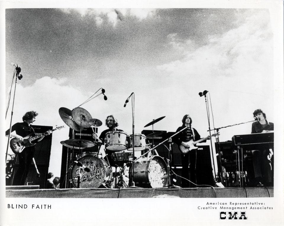Blind Faith Promo Print