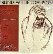 """Blind Willie Johnson Vinyl 12"""" (New)"""