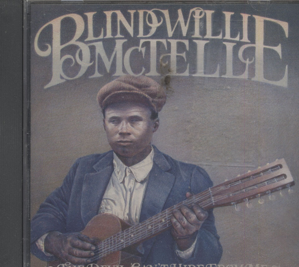 Blind Willie McTell CD