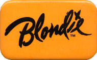 Blondie Pin