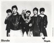 Blondie Promo Print