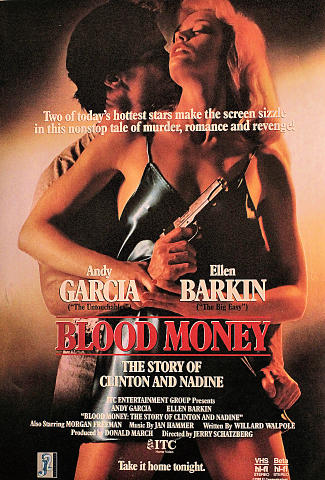 Blood Money: The Story Of Clinton And Nadine Poster
