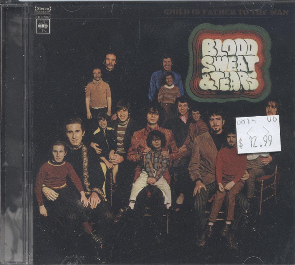 Blood, Sweat and Tears CD