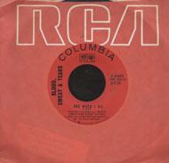 "Blood, Sweat and Tears Vinyl 7"" (Used)"