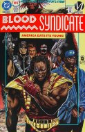 Blood Syndicate, #1 Comic Book
