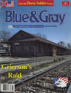 Blue & Gray Vol. X No. 5 Magazine