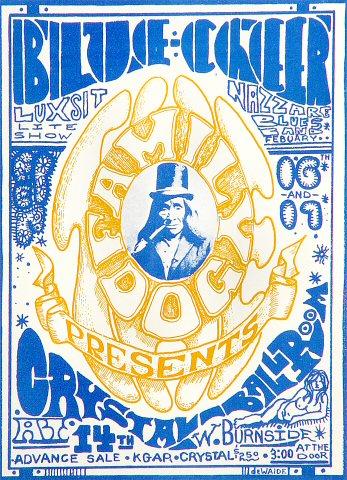 Blue Cheer Handbill