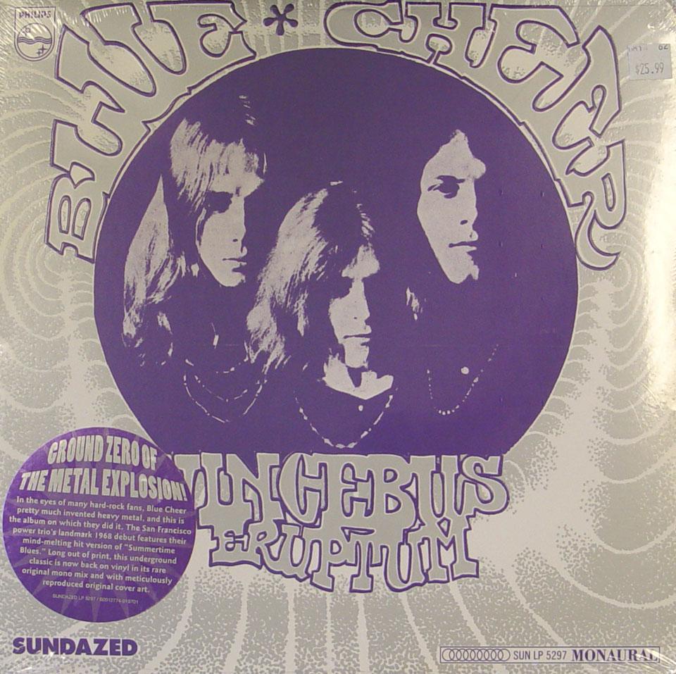"Blue Cheer Vinyl 12"" (New)"