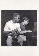 Blue Mitchell Postcard