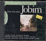 Blue Note Plays Jobim CD