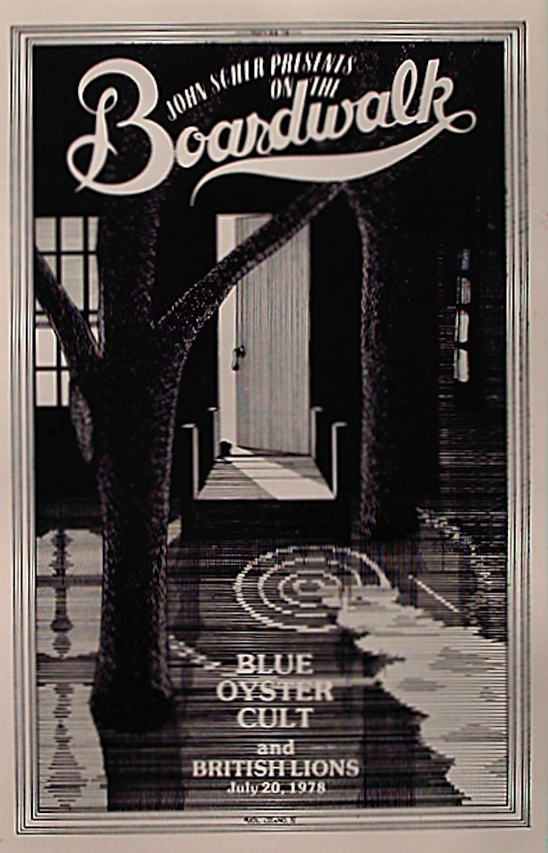 Blue Oyster Cult Program